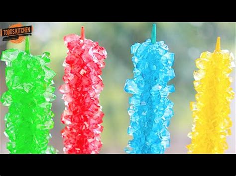 rock candy   stick   video youtube