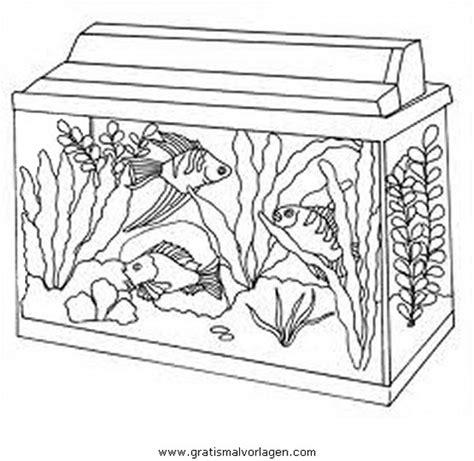 aquarium aquariumfische  gratis malvorlage  fische