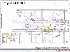 Auto Repair Manuals  Terex Fuchs Mhl360d Wiring Diagram