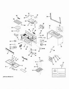 Ge Jvm6175ef1es Microwave  Hood Combo Parts