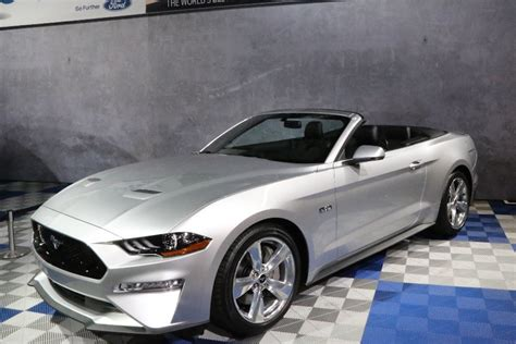 2018 Mustang Gt by Impression 2018 Mustang Gt Convertible At Barrett