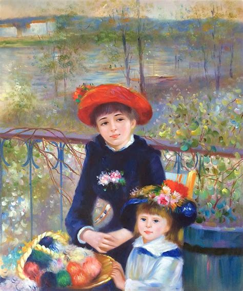 1000 Images About Art Renoir On Pinterest Oil On