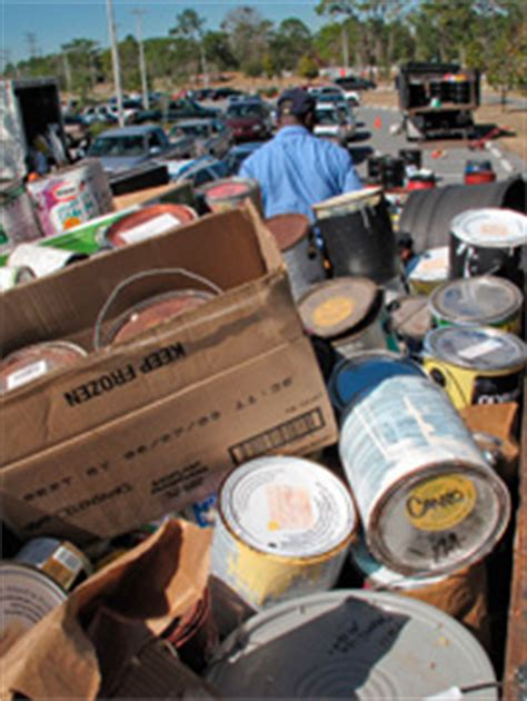 cojnet household hazardous wastes hhw