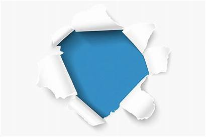 Torn Paper Textures Creative Creativemarket Market Hole