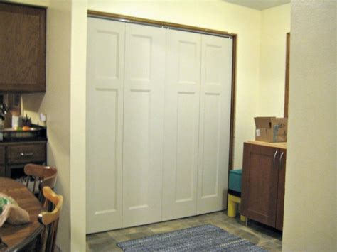 laundry room bifold doors
