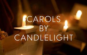 Carols By Candlelight Fairlight And Pett Churches