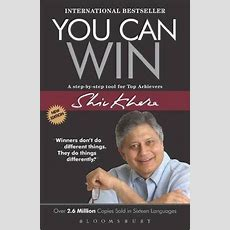 Book Review  You Can Win By Shiv Khera Planetnaveen