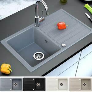 Spülbecken Für Küche : granit sp le k chensp le einbausp le auflage sp lbecken ~ A.2002-acura-tl-radio.info Haus und Dekorationen