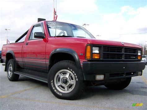 Dodge Dakota Sport by 1989 Dodge Dakota Sport Regular Cab 4x4 24091412