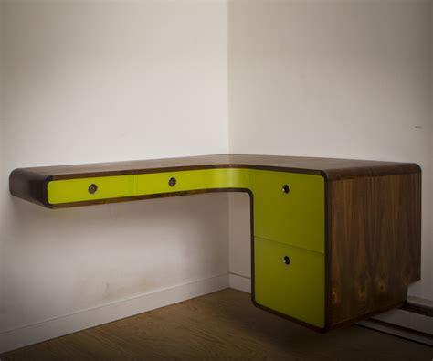 bureau d angle sur mesure le design sur mesure les meubles en bois massif