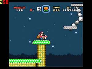 super mario world: how to get red yoshi - YouTube