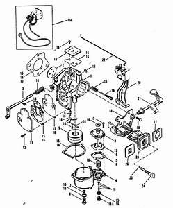 Marine Parts Plus Mercury Serial 25xd 13286 274