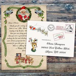 personalized christmas letter from santa claus official With personalized christmas letters from santa claus
