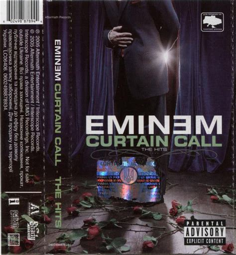 eminem curtain call eminem curtain call the hits cassette at discogs