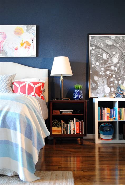 20 Bold & Beautiful Blue Wall Paint Colors  Apartment Therapy