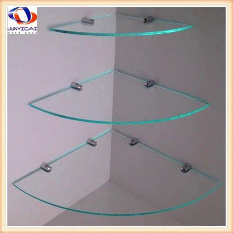 etagere d angle en verre etagere d angle en verre pour