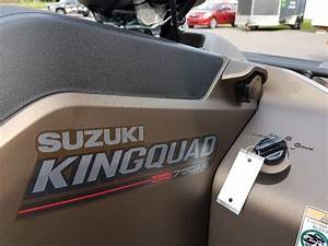 Moore Automotive2019 Suzuki 750 King Quad M A R S