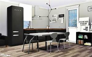 MXIMS Scandinavian Dining Room All By Request Sren