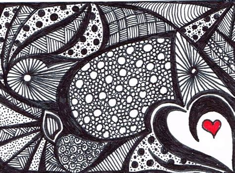 Abstract Easy Black And White by Black And White Abstract 16 Desktop Background