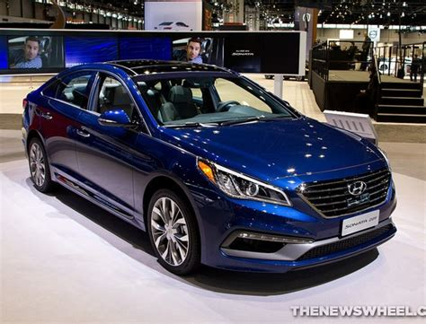 Car Usa News :  2015 Hyundai Sonata Earns Us News