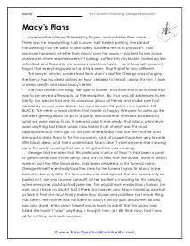 Short story reading comprehension worksheets. Worksheet Reading Comprehension Grade 9 - Kind Worksheets