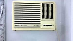 General Window Airconditioner