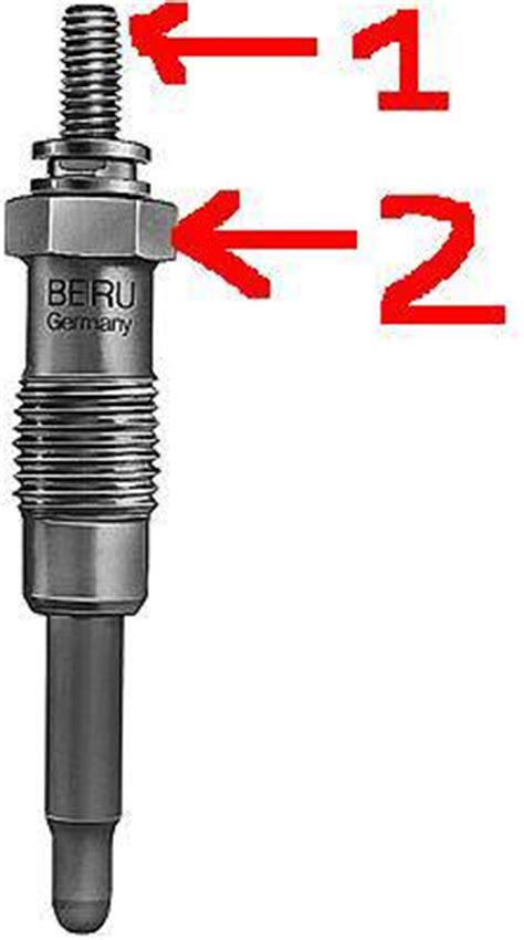 comment tester bougie de prechauffage tutoriel remplacement bougies de pr 233 chauffage