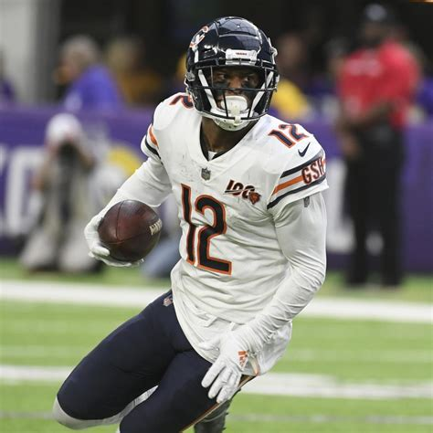 Bears Rumors: Allen Robinson Frustrated by Contract Talks ...