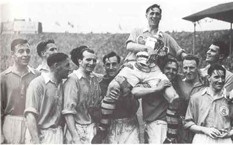 Wembley : Cotton Legends - Arsenal F.A. Cup Final 1950 ...
