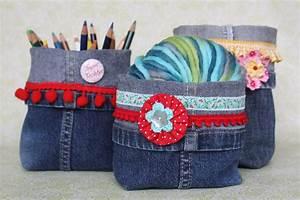 Kissen Nähen Ideen : hosenbeine utensilo pinterest n hen alte jeans und jeans ~ Markanthonyermac.com Haus und Dekorationen