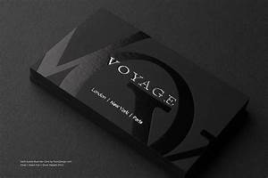 matte black business cards design images card design and With matte black business cards design