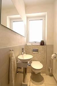 Kleines Wc Fliesen : g ste wc i wenker b derwerkstatt die faszination bad neu erleben ~ Markanthonyermac.com Haus und Dekorationen