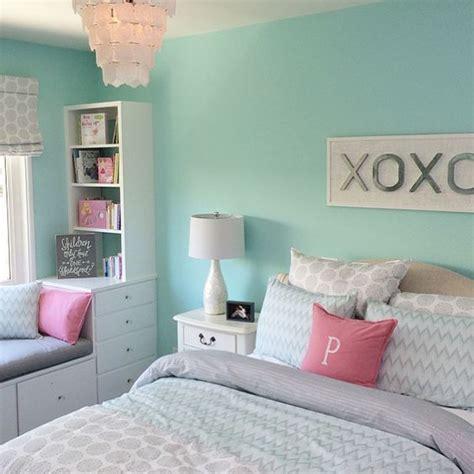 bedroom paint ideas  teenage girls   interior god