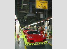 Ferrari Factory Tour Automobile Magazine