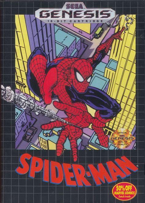 spider man  game gear  mobygames