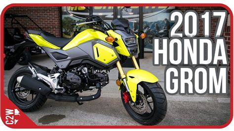 2018 Honda Grom Review