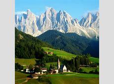 Die Entstehung der Alpen SimplyScience