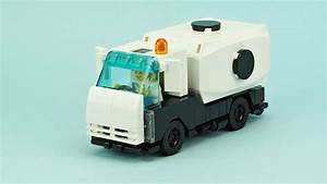 Lego Tanker Truck Instructions