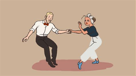 Hip Swing Gif Cartoon