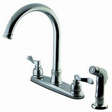 Kingston Brass Designer 2handle Standard Kitchen Faucet