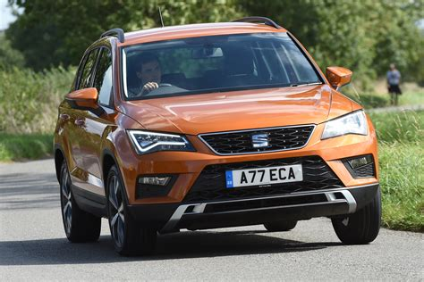 seat ateca 2016 new seat ateca first edition 2016 review pictures auto