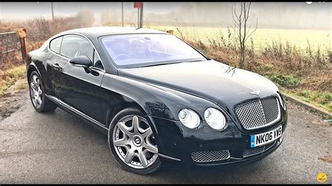 bentley continental gt mulliner review  twin turbo