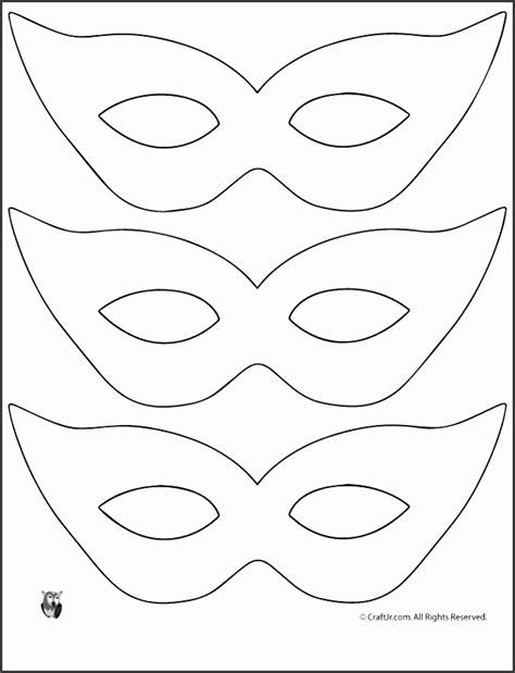 face mask template  children sampletemplatess