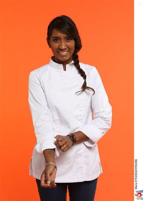 m6 cuisine top chef rangama 28 ans candidat de top chef 2017 sur m6
