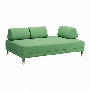 ikea flottebo sofa bed in lysed green 799 home decor With sofa bed aus