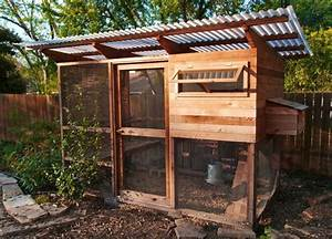 Dan Used The Garden Coop Chicken Coop Plans To Build This