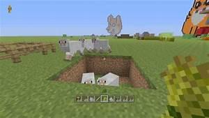 Minecraft PS3 PS4 Animal Farm Tutorial Farming Tutorial