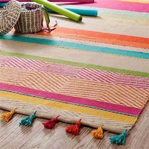 Tapis Multicolore Maisons Du Monde Do Brazil La Dco