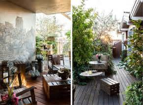 come arredare un terrazzo lungo e stretto come arredare un balcone stretto e lungo con casa della
