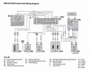 1985 Federal 300d Tachometer Repair